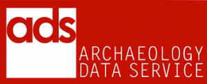 ADS / Archaeology Data Service logo